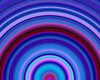 art blue generative hues red sundawn violet Στοκ φωτογραφία με δικαίωμα ελεύθερης χρήσης