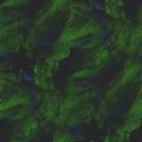 Art blue, green seamless texture watercolor Stock Photo