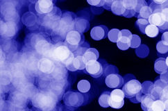 Art bokeh background Stock Photography