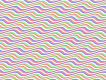 art br homage horizontal multicolor op stripes to απεικόνιση αποθεμάτων