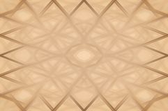 Art brown color abstract pattern background. Art brown color abstract pattern illustration background Stock Photos