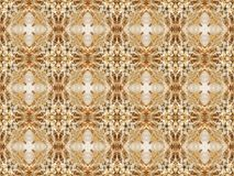 Art brown color seamless abstract pattern background. Art brown color seamless abstract pattern illustration background royalty free illustration