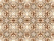 Art brown pattern Stock Photo
