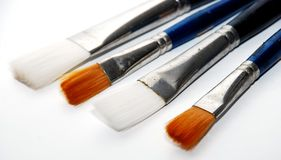 Art brush Stock Image