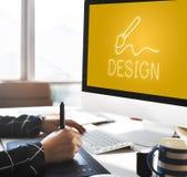 Art Brush Painting Creativity Imagination Skills Concept Stock Images