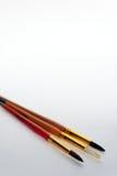 Art brush template Stock Photo