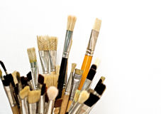 Art brushes Royalty Free Stock Photo