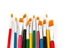 Art brushes Royalty Free Stock Image