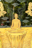 Art of buddha Stock Image