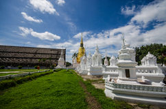 The art of Buddhism religion in the architectural. Stock Images