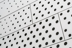 Art building exterior texture Stock Photos