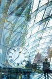 Art Business Traveling-concept stock afbeelding