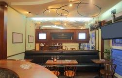 Art Cafe Royalty Free Stock Image