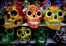 Art, Calaveras, Colorful Stock Photo