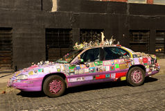 Art Car Stock Afbeeldingen