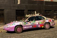 Art Car arkivbilder