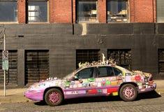 Art Car fotografering för bildbyråer