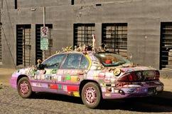 Art Car royaltyfri foto