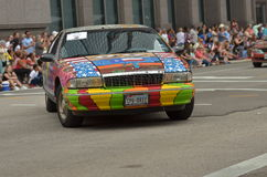 Art Car Fotografia de Stock Royalty Free