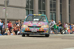 Art Car Imagem de Stock Royalty Free