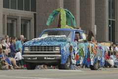 Art Car arkivfoton