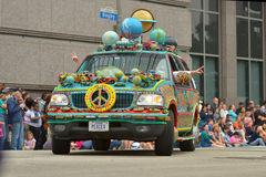 Art Car stockbild