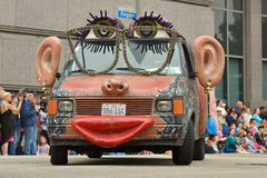 Art Car Fotos de Stock