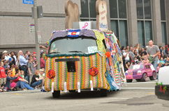 Art car Royalty Free Stock Image