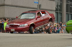 Art car Stock Photo