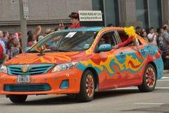 Art car Stock Photography