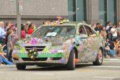 Art car Royalty Free Stock Photo