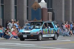 Art car Stock Image