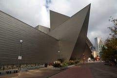 Art center in Denver, Colorado Royalty Free Stock Image