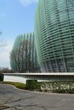 Art Center nacional, Tóquio #2 Foto de Stock Royalty Free