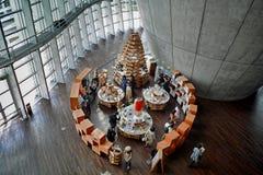 Art Center nacional, Tóquio #9 Fotos de Stock Royalty Free