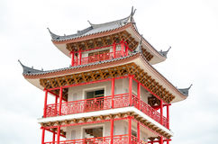 Art of China tower Stock Images