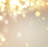 Art Christmas-achtergrond Royalty-vrije Stock Fotografie