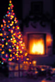 Art Christmas  background Stock Images