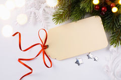 Art Christmas-Feiertagsverkaufshintergrund; Lizenzfreie Stockfotos