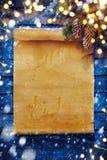Art Christmas  holiday background Royalty Free Stock Photo