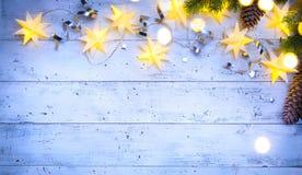 Christmas holidays light background royalty free stock image