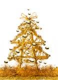 Art christmas tree Stock Images
