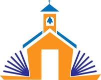 Art church Stock Image