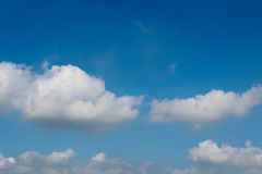 The art of cloud by Nature Royalty Free Stock Photos