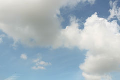 The Art Cloud Sky Stock Photography