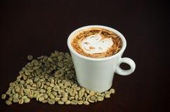 Art coffee Stock Photos