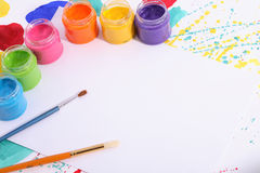 Art color Royalty Free Stock Photos