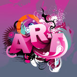 Art color fantasy Royalty Free Stock Photography