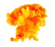 art colorful liquid Στοκ Φωτογραφίες
