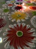 Art colour powder stock images